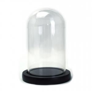 Ambalaje Flori ONLINE vinde Bol Sticla tip Cupola suport plastic 15x9 la pretul de 27.9 lei