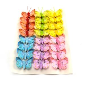 Ambalaje Flori ONLINE vinde Set fluturi 5cm - 24buc. Z1 la pretul de 25.5 lei