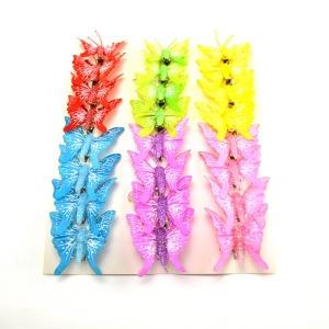 Ambalaje Flori ONLINE vinde Set fluturi 5cm - 24buc. Z16 la pretul de 25.5 lei