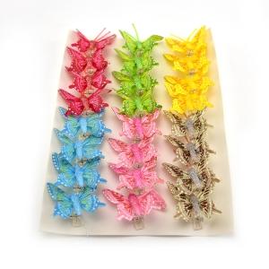 Ambalaje Flori ONLINE vinde Set fluturi 5cm - 24buc. Z2 la pretul de 25.5 lei
