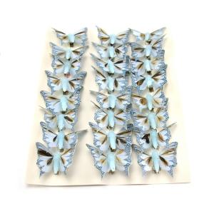 Ambalaje Flori ONLINE vinde Set fluturi 5cm - 24buc. Z26 la pretul de 25.5 lei
