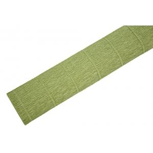 Ambalaje Flori ONLINE vinde Hartie Creponata Floristica - Verde Antic - cod 612 la pretul de 4.99 lei