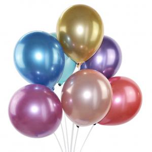 Set 25 baloane sidefate culori mixte