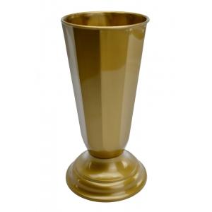 Vaza Flori Aurie - diametru 13cm