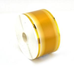 Rola 7cm x 50m auriu cu alb