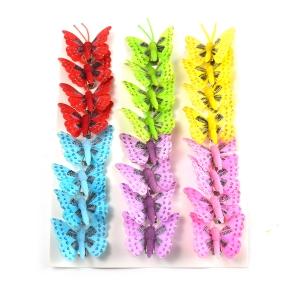 Set fluturi 5cm - 24buc Z65 - ambalaje si accesorii florale