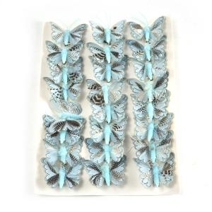 Set fluturi 5cm - 24buc Z70 - ambalaje si accesorii florale
