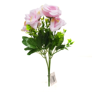 Buchet 5 trandafiri Rhodos roz