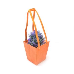Set 10 buc Sacosa polipropilena portocaliu